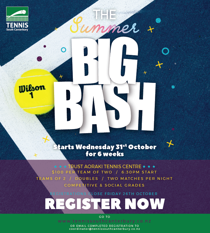 TSC Summer Big Bash FB Post