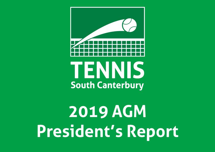 2019 AGM President Report